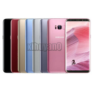 "Samsung Galaxy S8 G950U 64GB 4G GSM Unlocked Android LTE 5.8"" Sprint At&t Criket"