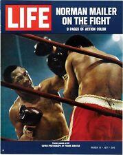 1971 { Ali vs Frazier I} Boxing DVD:Fight Of The Century