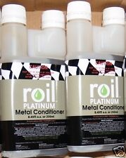 Roil Platinum METAL CONDITIONER 500ml Anti-Friction Engine Lubrication Fluid NEW