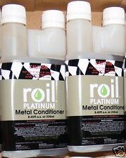 Roil Platinum METAL CONDITIONER 500ml Anti-Friction Engine Lubrication Fluid NEW