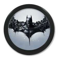 Batman Round Wall Clock! Hero from Gotham City! Great for any room in the House