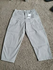 Zara Gardener Pant trousers 42/14 new