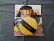 Seventeen Soft Touch Face Puff (171225)Lot of 2 MakeUp New Gift Beauty Accessory