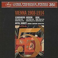 DORATI-DORATI/LSO:VIENNA 1908-1914 NEW VINYL RECORD