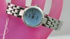 G97:New $55 Relic by Fossil Watch for Women from USA-Silver Tone