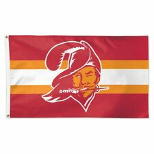 New listing Tampa Bay Buccaneers Retro 3'X5' Deluxe Flag Brand New Wincraft 😎�
