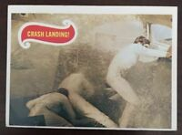 1969 Topps Planet of the Apes #1 Crash Landing