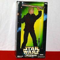 """Star Wars 12"""" Luke Jedi Gear Hasbro NEW IN BOX Sealed ROTJ Action Figure"""