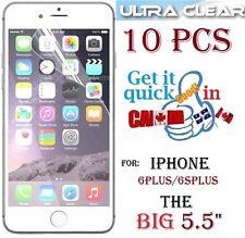 "10X HD clear screen protector iphone 6PLUS 5.5"" 6 Plus 6S + film Protecteur 6s+"