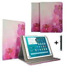 """Schutzhülle für Archos Core 101 3G Tablet Tasche Case 10.1"""" Blumen"""