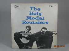 Orig VINTAGE 1964 FOLK ALBUM The HOLY MODAL ROUNDERS PRESTIGE FOLKLORE FL 14031