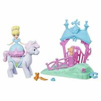 Disney Princess Pony Ride Stable Playset With Cinderella Figure