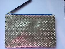 Mary Kay LIMITED EDITION Runway Gold cosmetic BAG