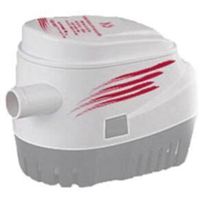 Pompe de cale immergée automatique 12 volts 750 GPH