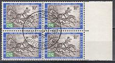 Belgique / Belgien Nr. 1476 x 4 / Europatage der Kommunikation