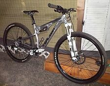 Med Transition Bandit 29er Full Susp XC Mtn Bike Sram X9 10-spd FOX Thomson XT