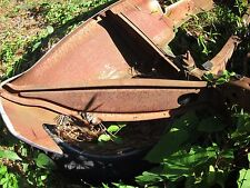 1968 FORD GALAXIE  FRONT BUMPER BRACES BRACKETS RIGHT LEFT 68