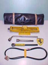 Ferrari 308 Jack Kit_Roll Bag_Lug Nut Wrench_Ratchet_Extension Tool_208_135978