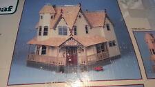 1/12 Greenleaf pierce wood dollhouse kit - Complete - Open box = lower price