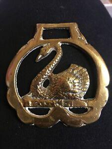 antique horse brasse