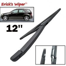 "12"" For Mercedes-Benz M ML Class W164 05-11 Rear Windshield Wiper Blade Arm Kit"