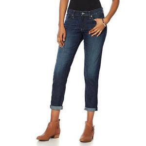 Lucky Brand Women's Jeans Sienna Boyfriend Beach Break Stretch Retail