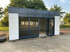 Bürocontainer Wohncontainer Gartenhaus Büro Gartenlaube Bungalow neu