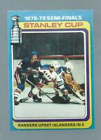 1979 Topps Stanley Cup Semi-Finals #82 (Buy 5 $3.00 Cards Pick 2 Free)