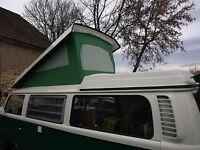 VW Bus T2a WESTFALIA Aufstelldach, Dachdichtung, Dichtungssatz