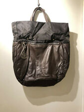 Brand New Moncler 2-Way Leather Lambskin Carrying Bag
