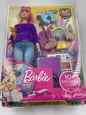 Barbie Dreamhouse Adventures Daisy Curvy Doll with accessTravel doll Netflix