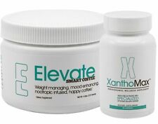 ELEVATE DOSE SMART COFFEE TUB WITH XANTHOMAX Appetite Control - Elevacity