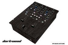 Skin Decal Wrap for RANE Sixty-One DJ Mixer CD Pro Audio Parts DJM CDJ DARKWOOD