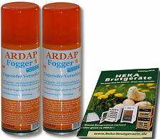 2x 200ml-dose Ardap Fogger-parassiti-nebulizzatori --- @ @ @heka: 2x art. 23163a
