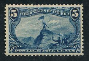 UNITED STATES (US) 288 MINT VF NEVER HINGED (NH)