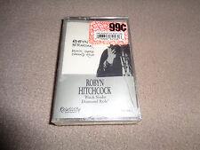 Robyn Hitchcock - Black Snake Diamond Role - Cassette Tape - Sealed Copy