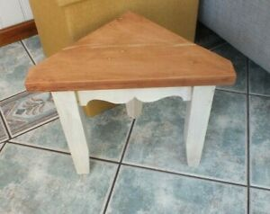 Plant stand shabby chic