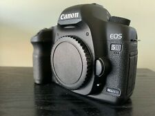 As Is Canon EOS 5D Mark II 21.1 MP Digital SLR Camera - Black (Body Only
