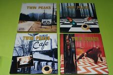 Twin Peaks Laserdisc Box-Set Vol 1 - 4 Komplette Serie - NTSC - Japan