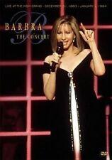 Barbra Concert Live at The MGM Grand - DVD Region 1