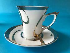 CLASSIC COFFEE & TEA 2 CUP & SAUCER SET