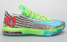 """Nike KD VI 6 Supreme """"d.c. preheat"""" size 8.5. 618216-400 jordan what the 8"""