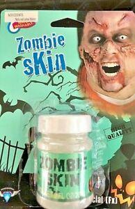 Zombie Skin Latex Makeup 2pkts