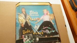 NRFB Collector's Edition Barbie Loves Elvis Gift Set