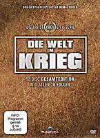 DIE WELT IM KRIEG BOX - Gesamtedition (12 DVDs) *NEU OVP*