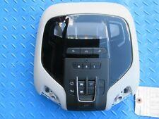 Maserati Quattroporte overhead  homelink dome light sunroof switch #7271