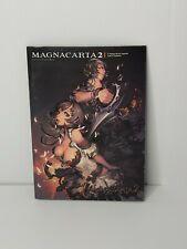 Magnacarta 2 Official Visual Book Art Book - Promo Artbook