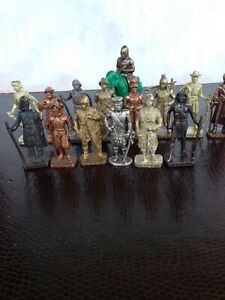 Vintage Metal Kinder Surprise Toy Soldiers In Excellent condition Price is For 1