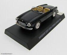 Maserati 2000 Gran Turismo Spyder 1955 in schwarz 1:43