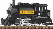 PIKO G SCALE D&RGW 2-6-0T 31 LOCOMOTIVE | 38207